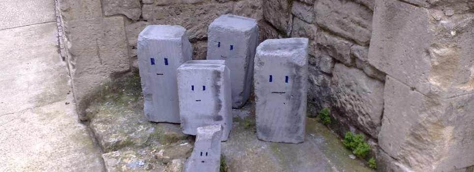 Breeze Block Family